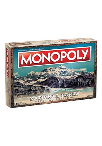 America's National Parks Monopoly