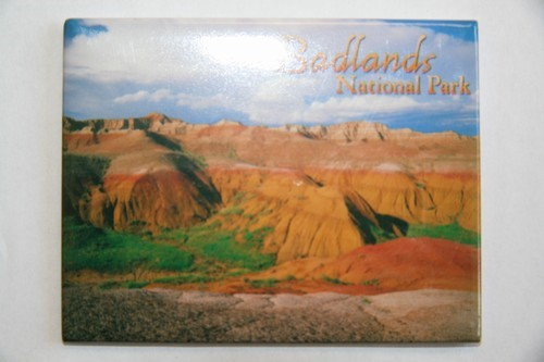 Yellow Mounds Magnet