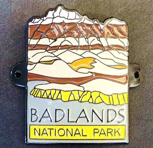 Badlands Eagle River Medallion