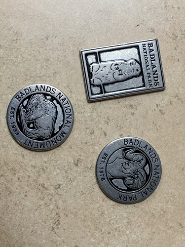 Badlands Tokens