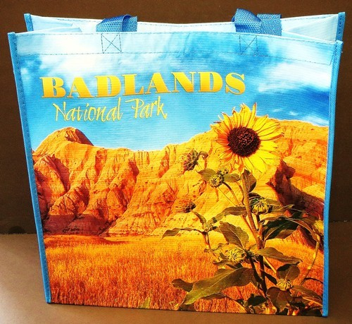Badlands Eco Shopping Bag