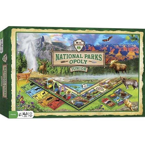 National Parks opoly - Junior